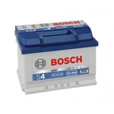 Аккумулятор S4 Silver 60Ah, 540A, Bosch 0092S40040