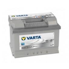 Аккумулятор Silver dynamic D21 61 А/ч, 600 А, Varta 561400060