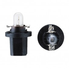 Лампа W1.2W 12V 1.2W B8.5d, безцокольная в патроне, Nord YADA 900269