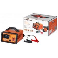 Зарядное устройство 0-10А 6В/12В, амперметр, ручная регулировка зарядного тока, импульсное, Airline ACH-10A-07