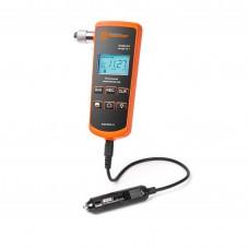 Цифровой тестер АКБ и генератора, измерение давления в шинах, фонарь, Агрессор AGR/TEST-31